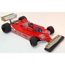 Fenix Ferrari T4 Body