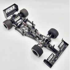 Fenix Mistral 3.3 1/10th F1 Racing Kit Short Wheelbase Carbon Chassis Gear Diff
