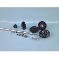 Fenix 1/10th F1 Gear Diff Imperial Version 1/4 inch Bearing