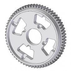 Fenix Gear Diff Spur 77-48p