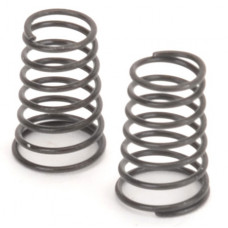 Schumacher Rear Springs Black - Soft - At/Ecl - pr